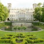Schloss Albrechtsberg Nordansicht