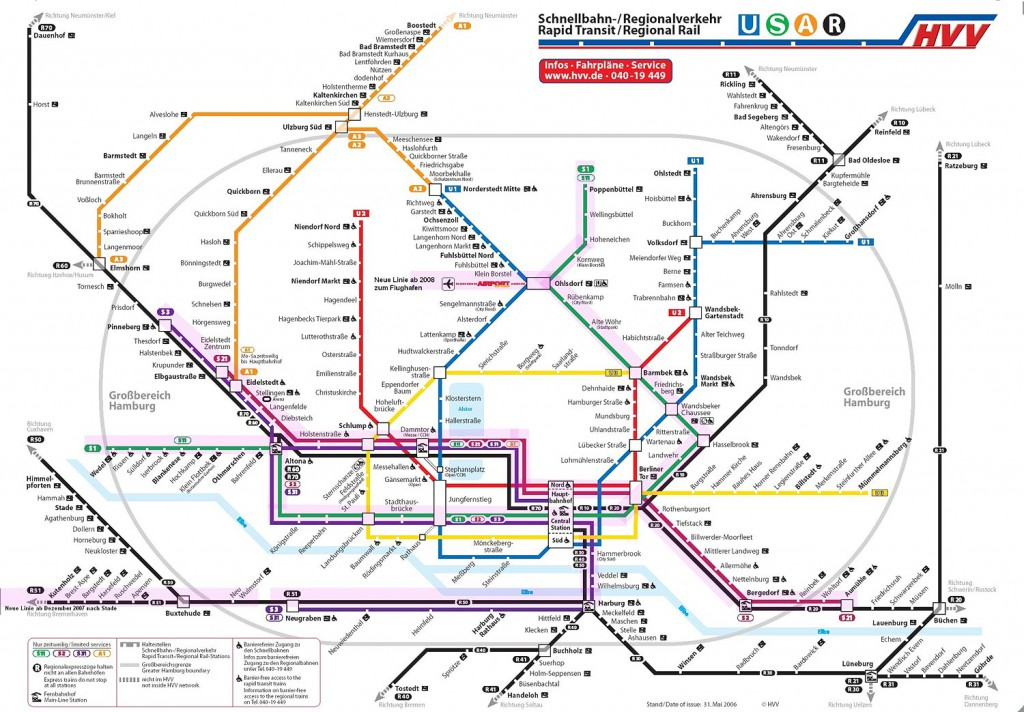 U-Bahn-Netz